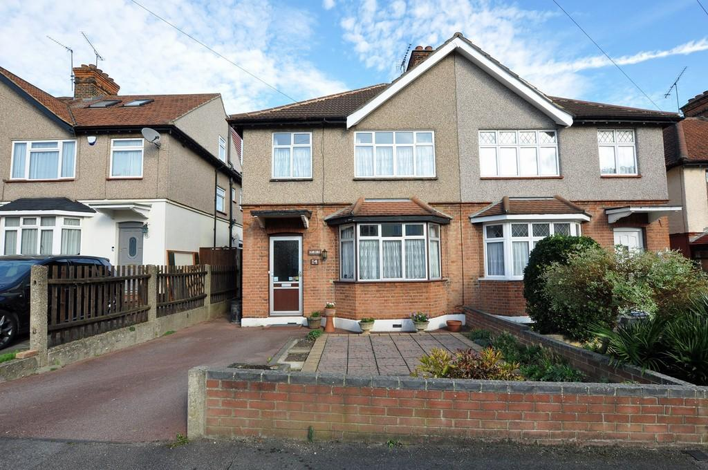 3 Bedrooms Semi Detached House for sale in Ewanrigg Terrace, Woodford Green