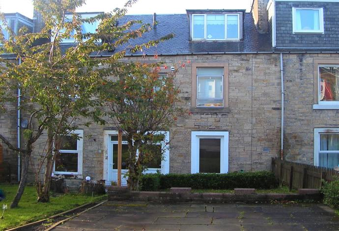 1 Bedroom Flat for sale in 4 Dalkeith Place, Hawick, TD9 9JS