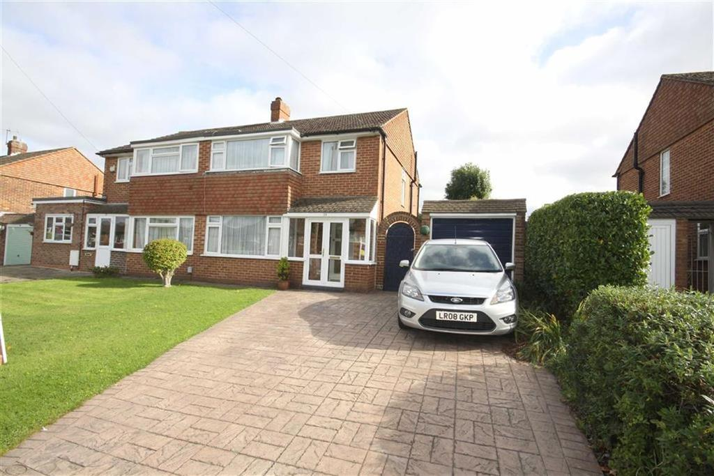 3 Bedrooms Semi Detached House for sale in Prescott Avenue, Petts Wood