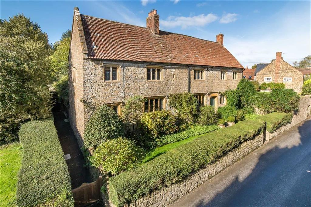 5 Bedrooms Detached House for sale in Church Street, Shepton Beauchamp, Ilminster, Somerset, TA19