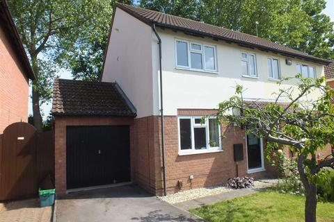 3 bedroom semi-detached house to rent - Haslette Way, Up Hatherley, Cheltenham