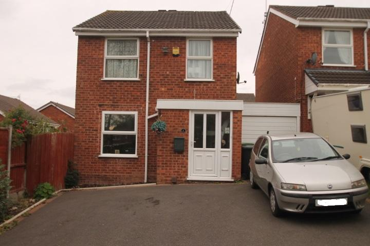 3 Bedrooms Detached House for sale in Leyton close, Amblecote, Brierley Hill, DY5