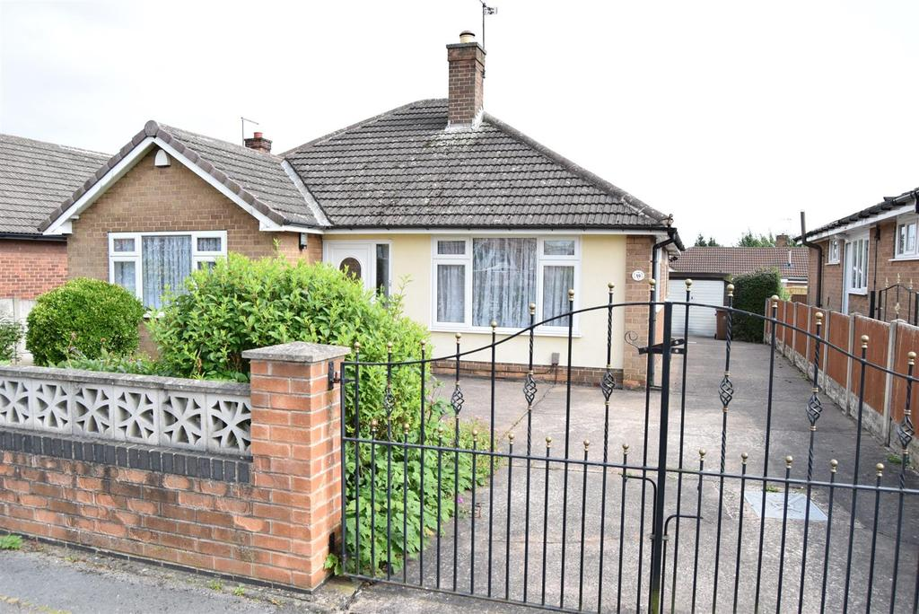 3 Bedrooms Detached Bungalow for sale in Raleigh Road, Mansfield