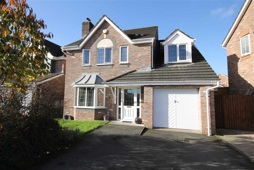 4 Bedrooms Detached House for sale in Lon Yr Ysgol, Bedwas, CF83
