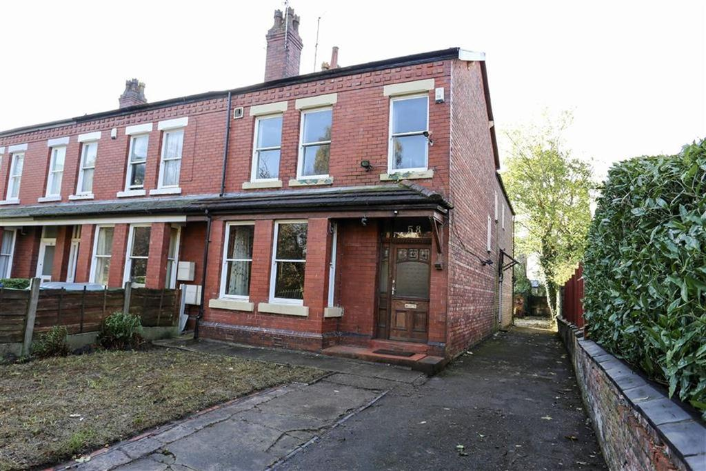 4 Bedrooms Semi Detached House for sale in Parsonage Road, Withington, Manchester
