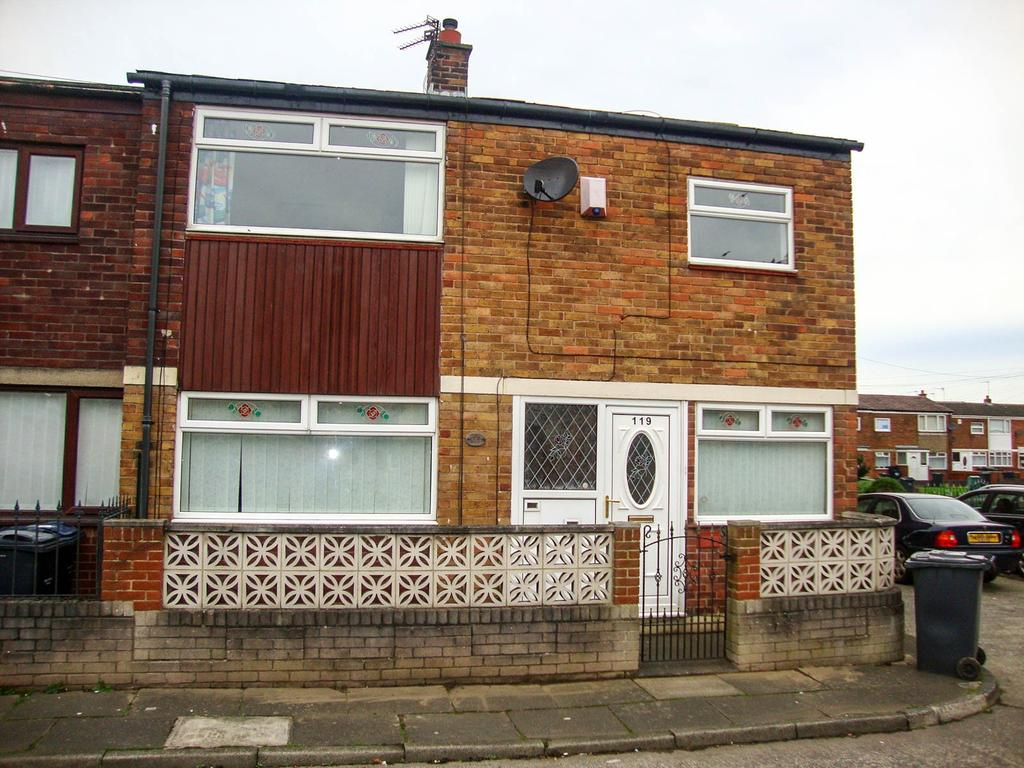 3 Bedrooms House for sale in Steward Crescent, South Shields