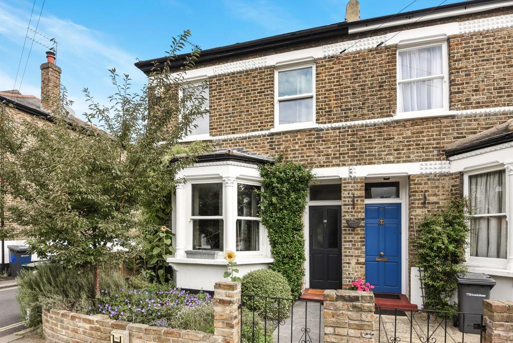 3 Bedrooms End Of Terrace House for sale in Blackheath Vale London SE3