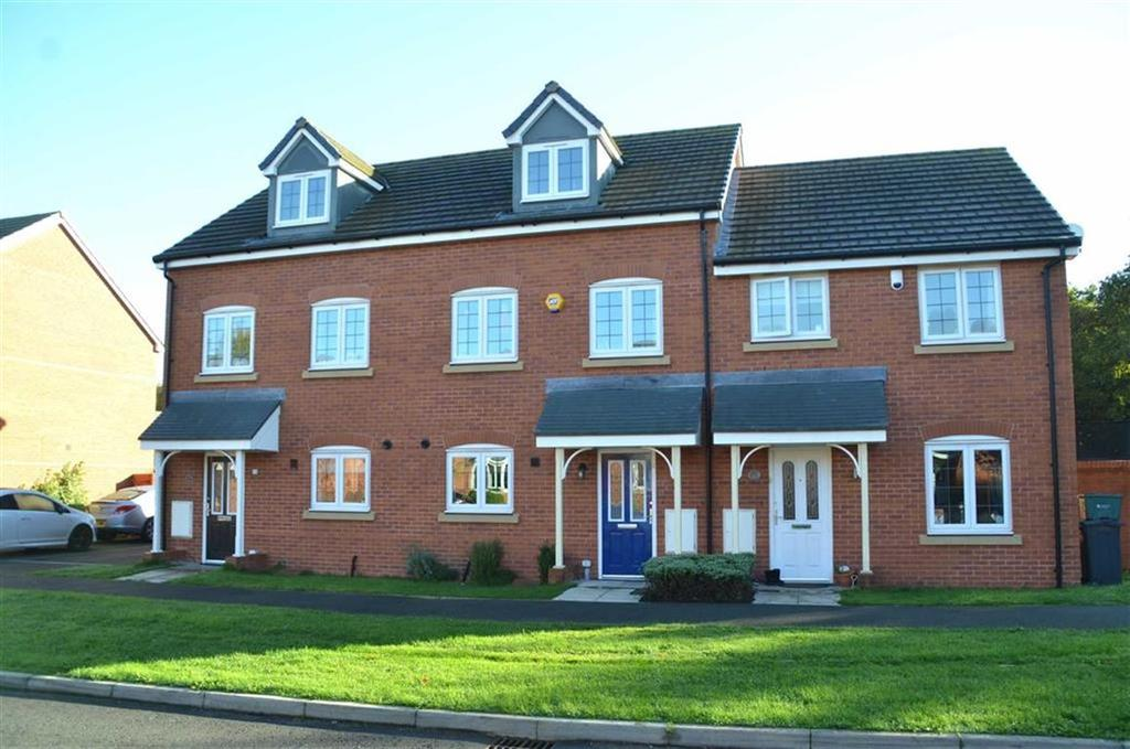 3 Bedrooms Terraced House for sale in Jacks Wood Avenue, CH65