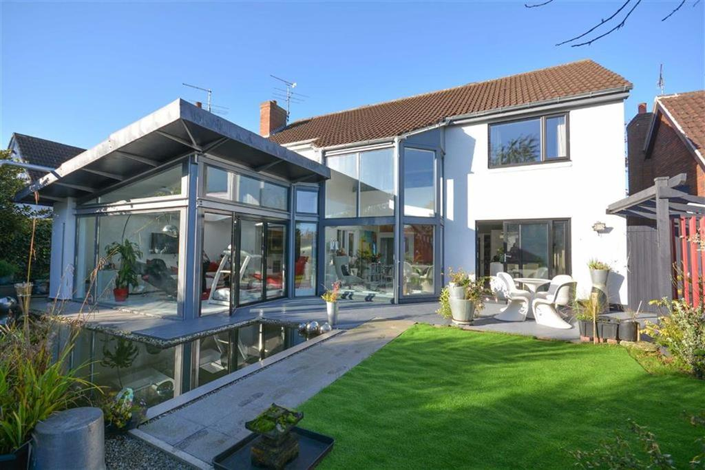 4 Bedrooms Detached House for sale in The Paddocks, Edwalton