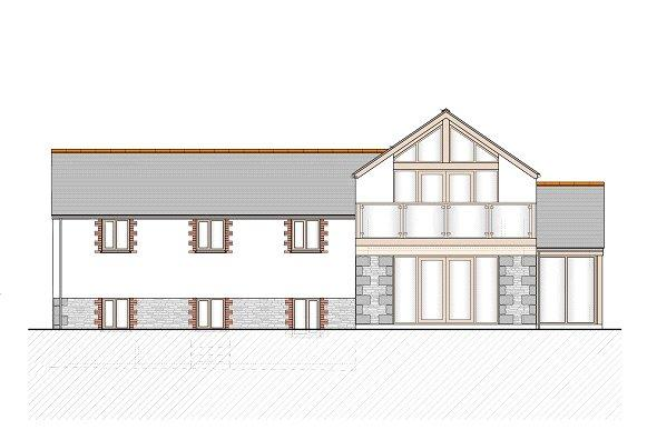 3 Bedrooms Detached House for sale in Goonearl, Scorrier, Cornwall