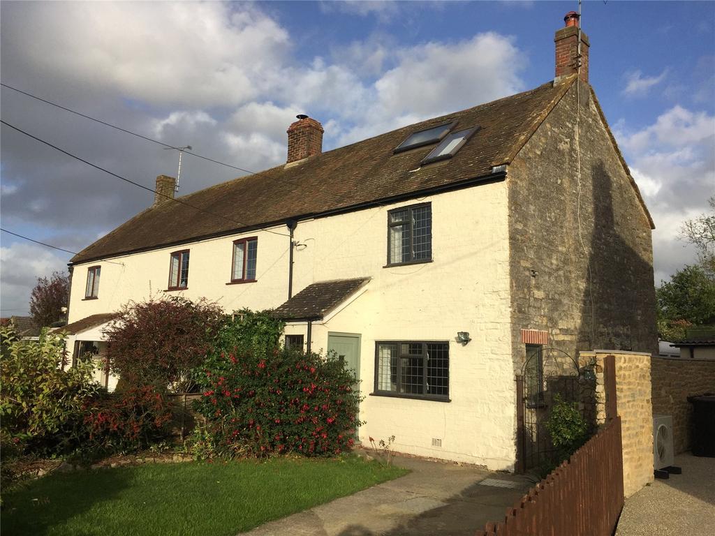 2 Bedrooms Semi Detached House for sale in Adber, Nr Trent, Sherborne, Dorset