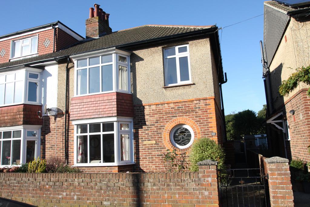 3 Bedrooms Semi Detached House for sale in Oval Gardens, Alverstoke, Gosport PO12