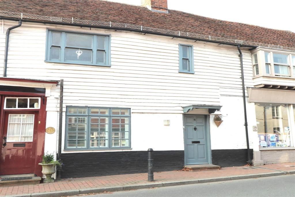 4 Bedrooms Terraced House for sale in High Street, Rotherfield TN6