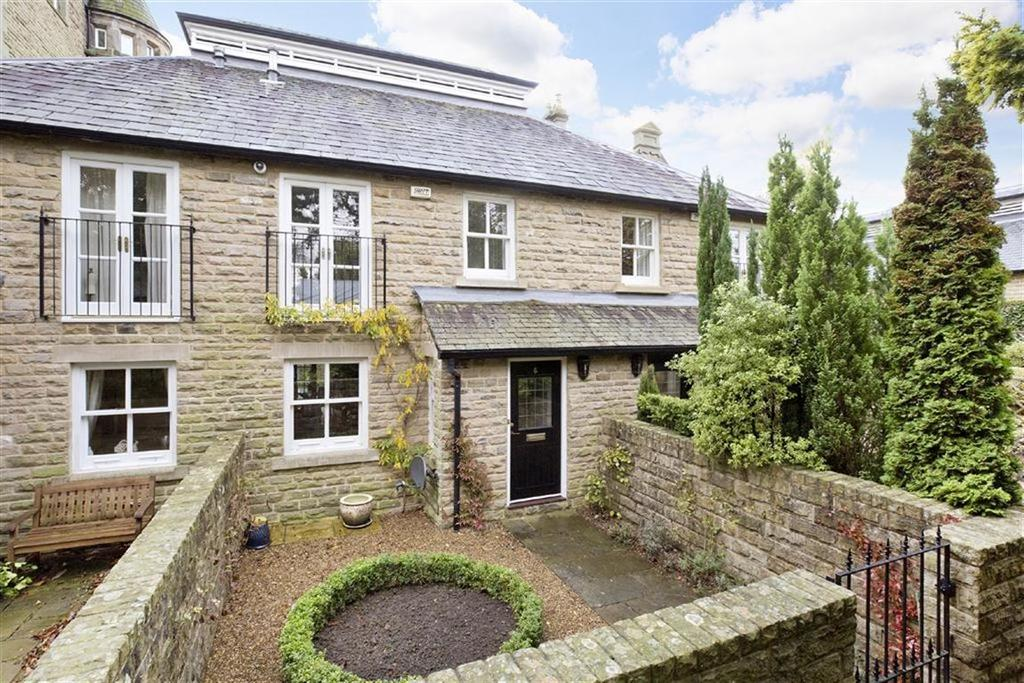 2 Bedrooms Town House for sale in Florin Walk, Off Cornwall Road, Harrogate, North Yorkshire