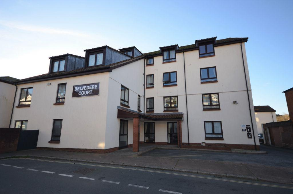 1 Bedroom Flat for sale in Belvedere Court, Dawlish, EX7