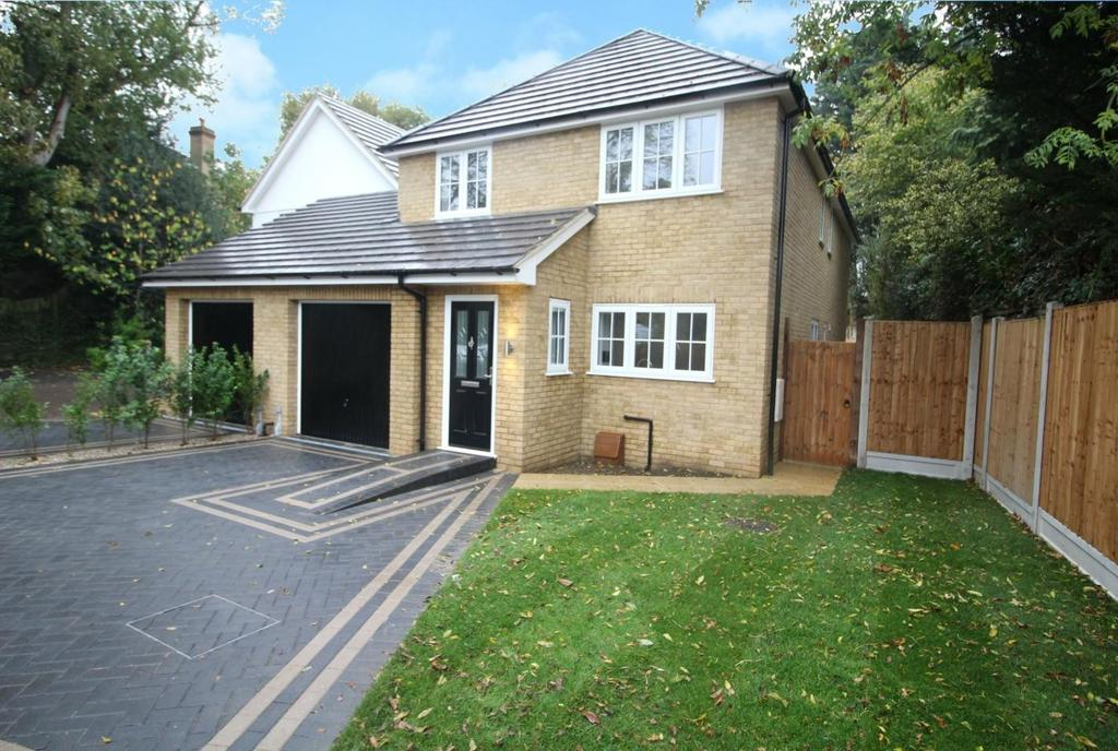 4 Bedrooms Link Detached House for sale in Baddow Road, Chelmsford, Essex, CM2