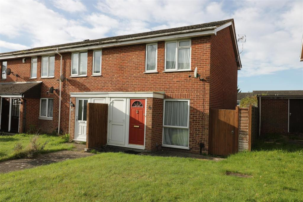 2 Bedrooms End Of Terrace House for sale in Sharnwood Drive, Calcot, Reading