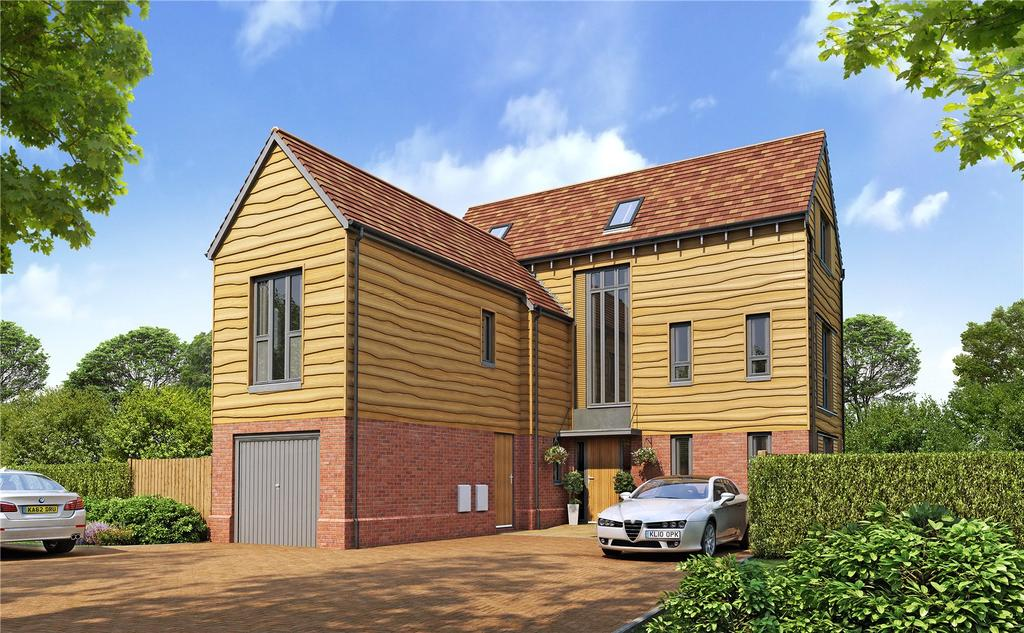 4 Bedrooms Detached House for sale in The Weymark At Leithfield Park, Tuesley Lane, Milford, Surrey, GU7