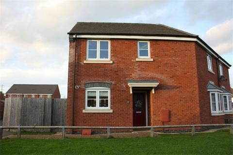 3 bedroom semi-detached house to rent - Red Deer Close, Asfordby, MELTON MOWBRAY