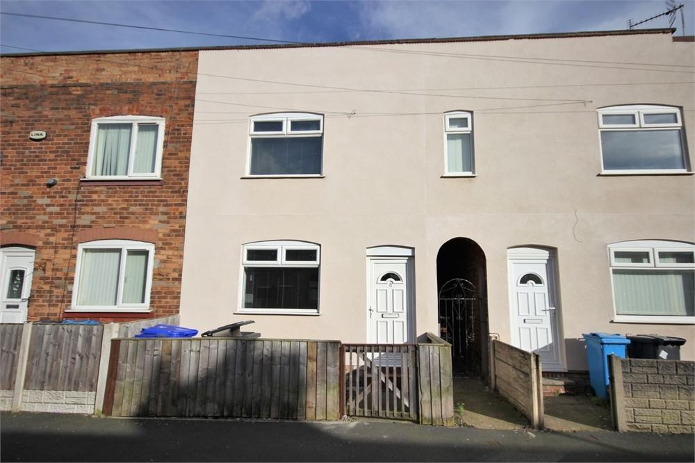 2 Bedrooms Terraced House for sale in Fir Street, WIDNES, Cheshire