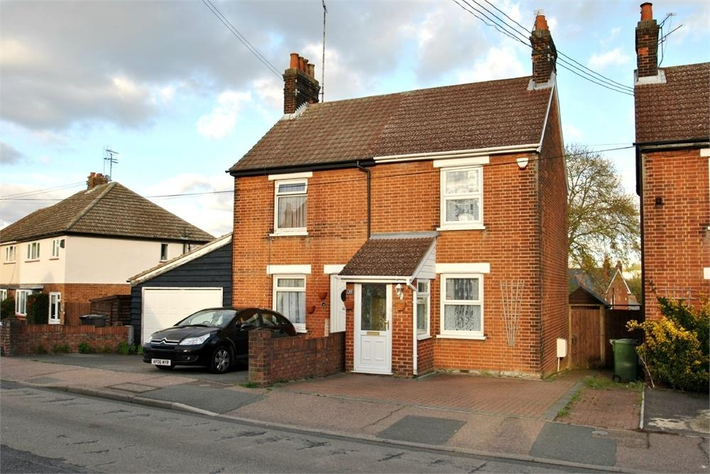3 Bedrooms Semi Detached House for sale in Skitts Hill, BRAINTREE, Essex