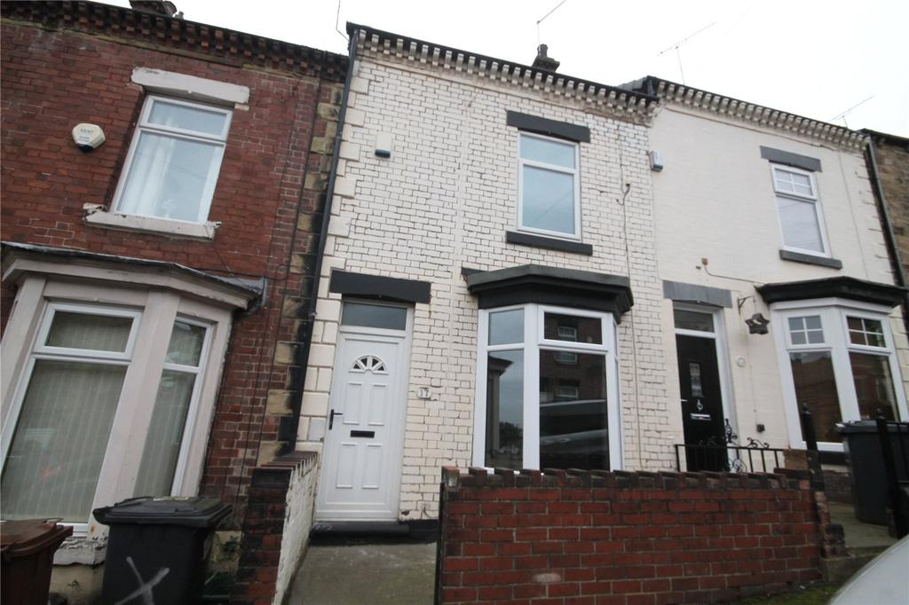 4 Bedrooms Terraced House for sale in Commercial Street, Barnsley, S70
