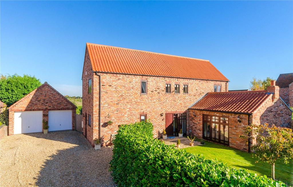 4 Bedrooms Detached House for sale in Abbey Park, Torksey, Lincoln, LN1