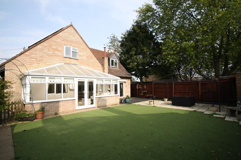 4 Bedrooms Detached House for sale in Reform Street, Stamford