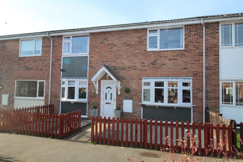 3 Bedrooms Terraced House for sale in Yare Avenue Witham Essex cm8 1ts