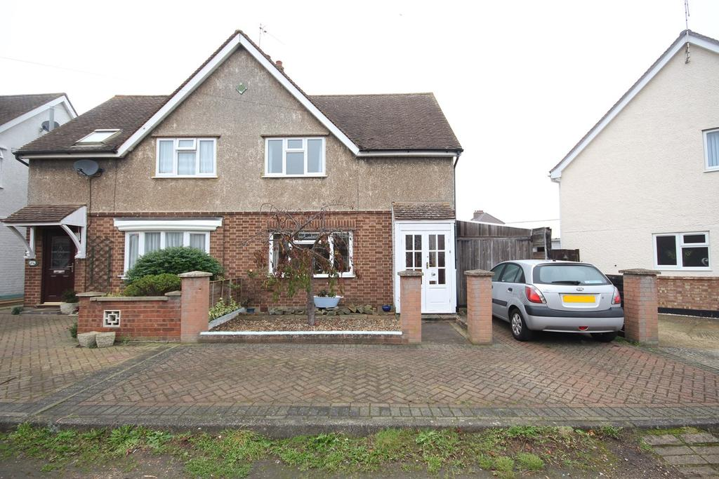 3 Bedrooms Semi Detached House for sale in Cherry Trees, Lower Stondon, Henlow, SG16