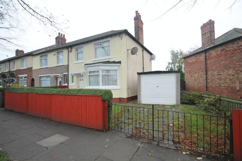 3 Bedrooms Terraced House for sale in Keith Road, Middlesbrough