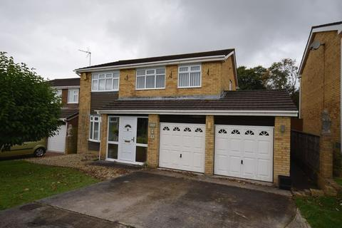 4 bedroom detached house to rent - Priory Oak, Bridgend CF31 2HY