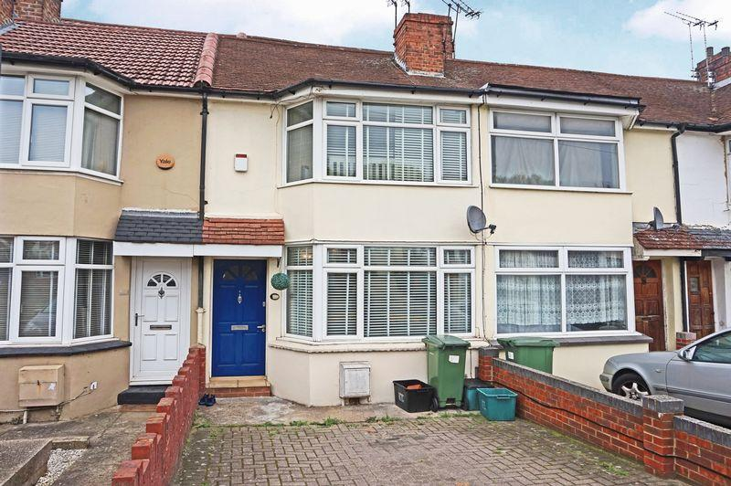 2 Bedrooms Terraced House for sale in Parkside Avenue, Bexleyheath