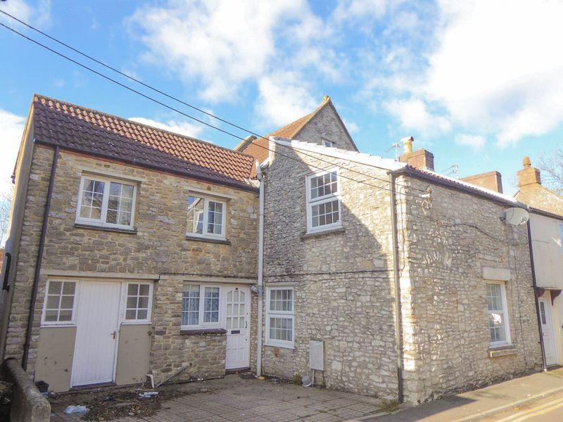 3 Bedrooms Semi Detached House for sale in Board Cross, Shepton Mallet