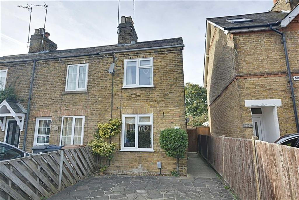 2 Bedrooms End Of Terrace House for sale in Duncombe Road, Bengeo, Herts, SG14