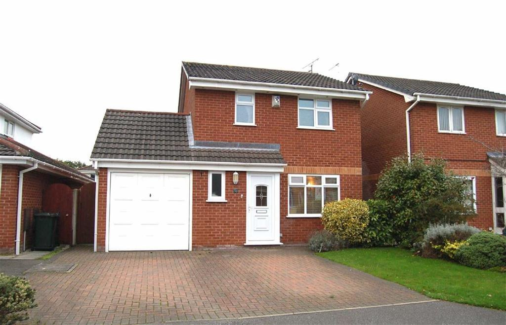 3 Bedrooms Detached House for sale in Shepsides Close, Great Sutton, CH66