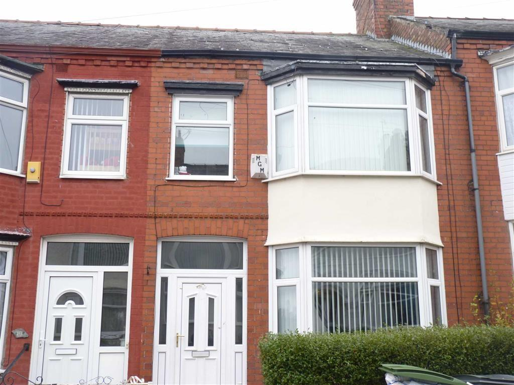 3 Bedrooms Terraced House for sale in Westdale Road, Tranmere, CH42