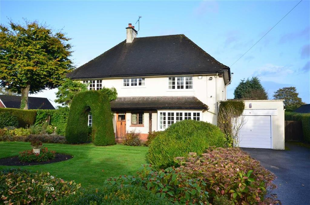 4 Bedrooms Detached House for sale in Searle Road, Farnham