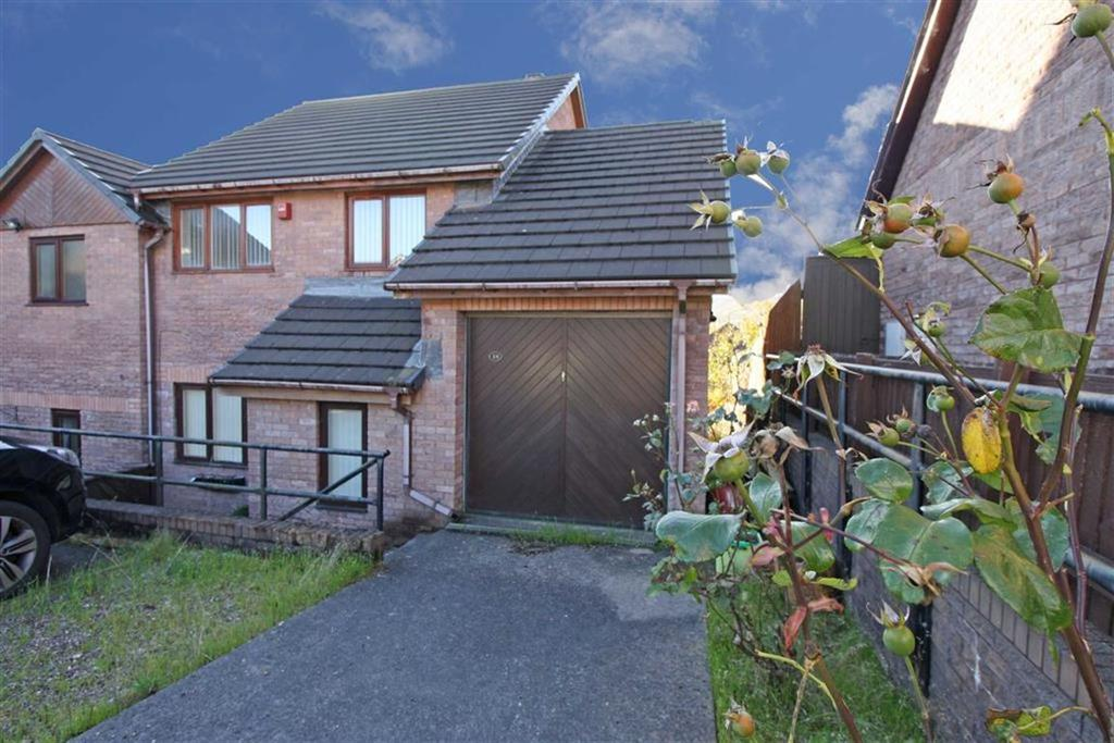 3 Bedrooms Semi Detached House for sale in Cascade View, Cwmdare, Aberdare, Mid Glamorgan