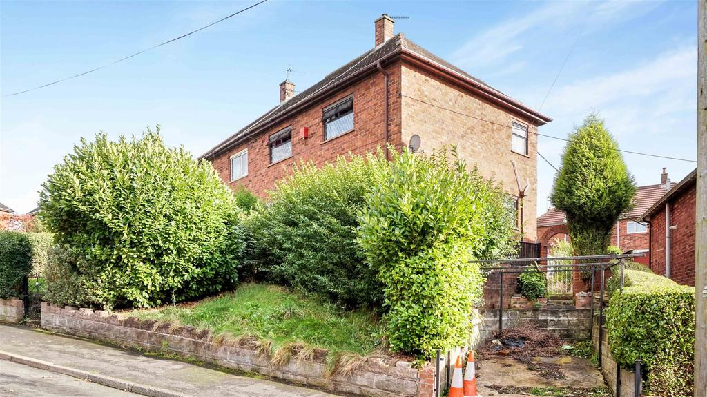 3 Bedrooms Semi Detached House for sale in Barks Drive, Norton, Stoke-On-Trent, Staffs