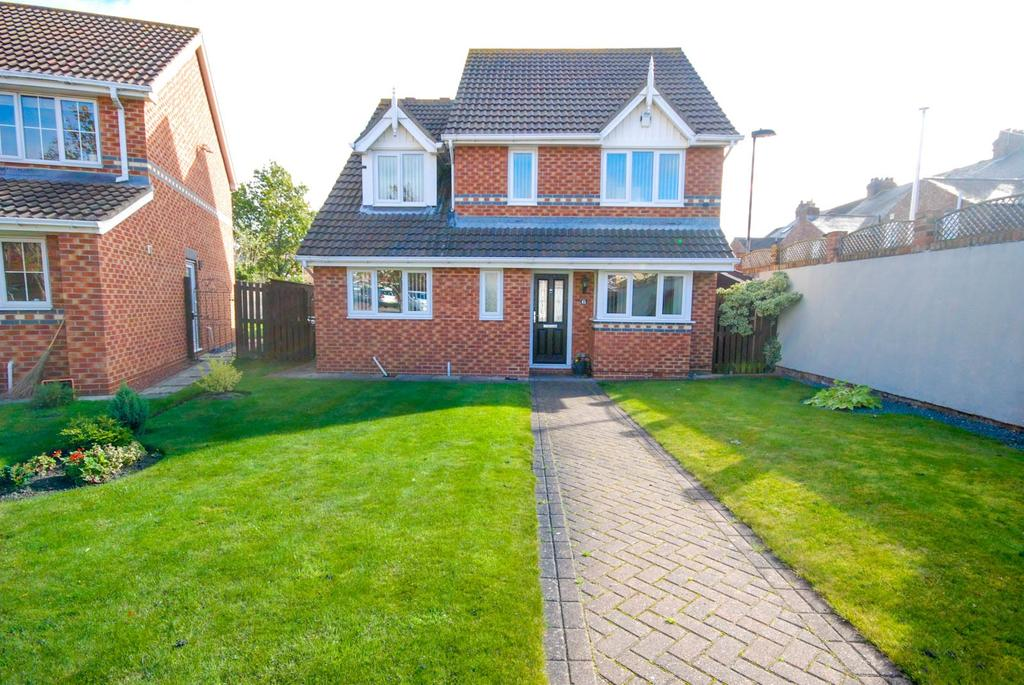 4 Bedrooms Detached House for sale in Rushcliffe, Fulwell