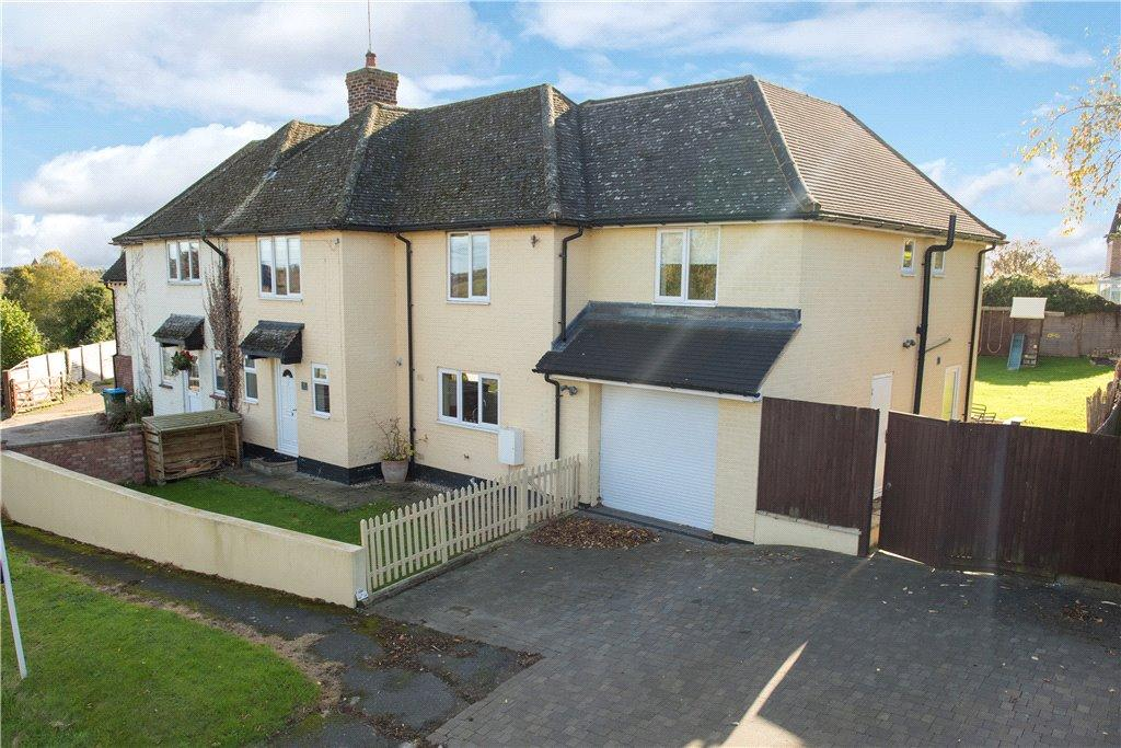 5 Bedrooms Semi Detached House for rent in Church Lane, Chearsley, Aylesbury, Buckinghamshire