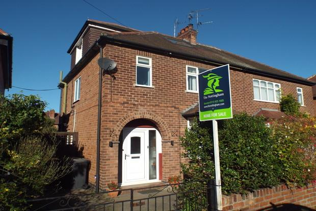 5 Bedrooms Semi Detached House for sale in Crofton Road, Attenborough, Nottingham, NG9