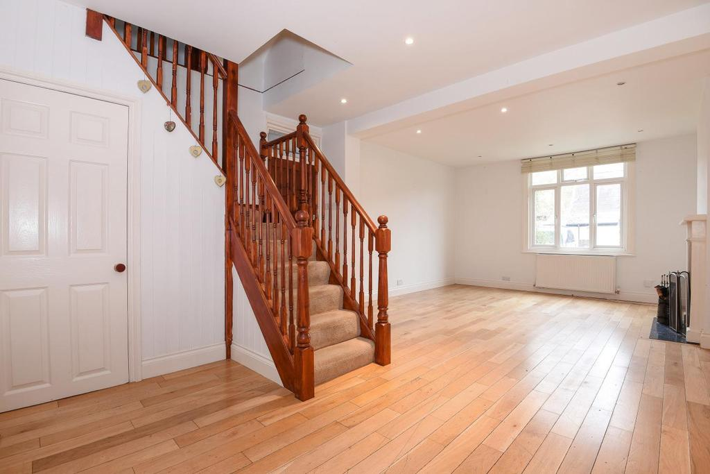 5 Bedrooms Terraced House for sale in All Saints Road, Wimbledon