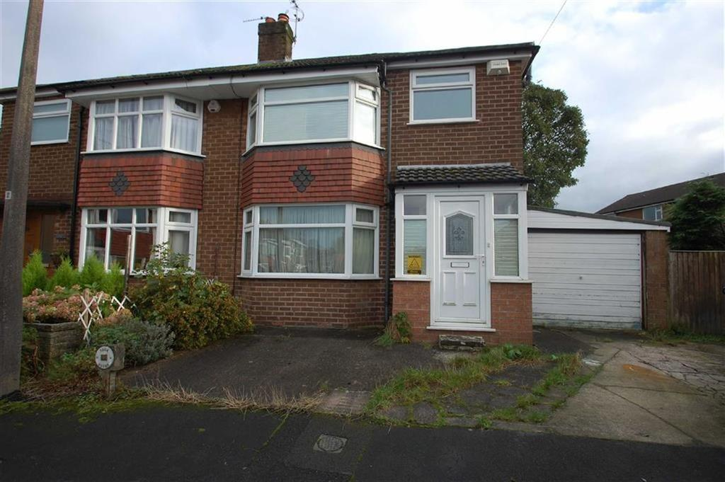 3 Bedrooms Semi Detached House for sale in Newbury Close, Cheadle Hulme, Cheshire