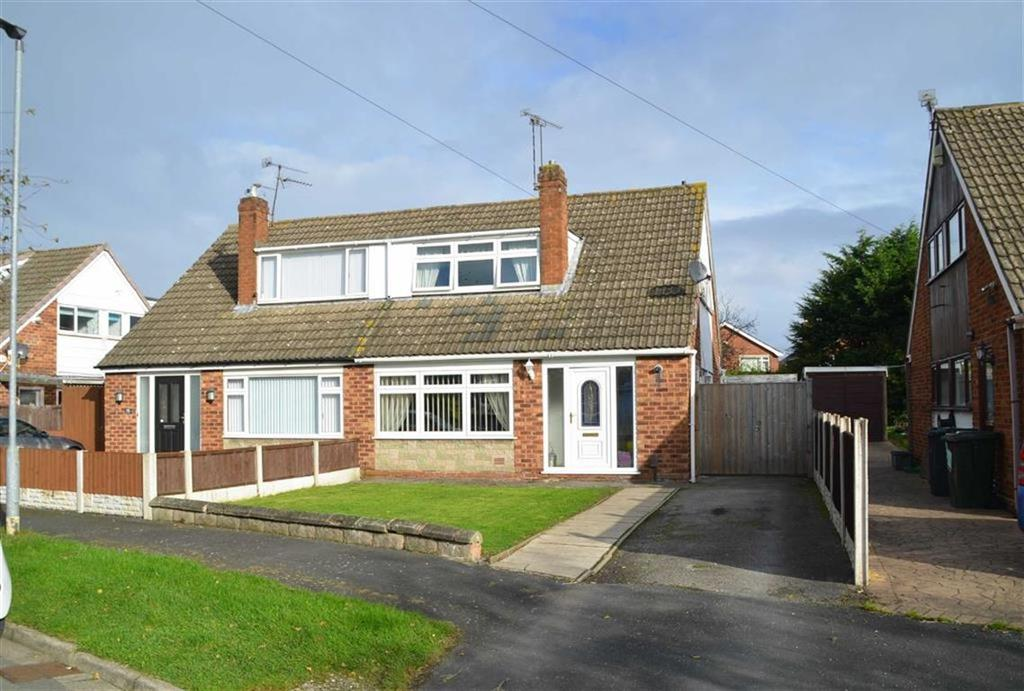 3 Bedrooms Semi Detached House for sale in Elaine Close, Great Sutton, CH66