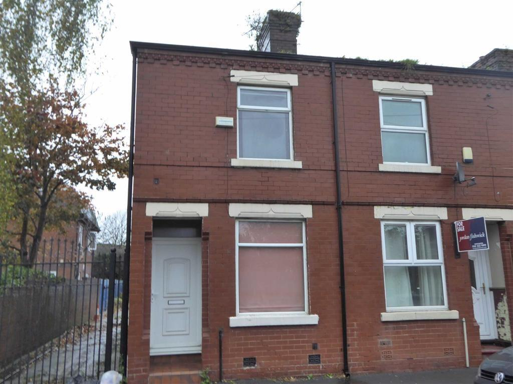 2 Bedrooms End Of Terrace House for sale in Jobling Street, Beswick, Manchester