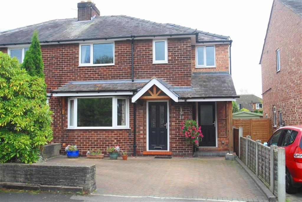 3 Bedrooms Semi Detached House for sale in Northward Road, Wilmslow