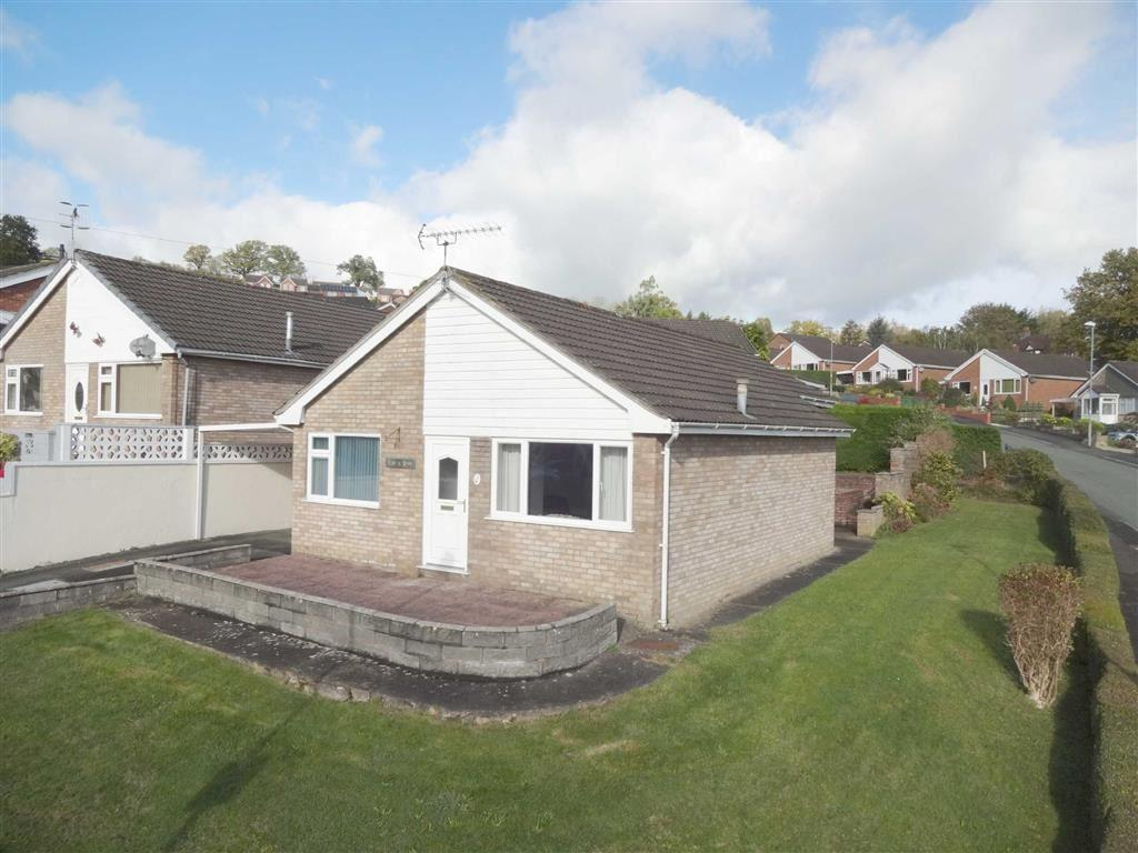 3 Bedrooms Detached Bungalow for sale in 2, Bryn Glas (Tyn-Y-Fron), Welshpool, Powys, SY21