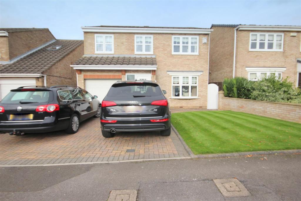 4 Bedrooms Detached House for sale in Barford Close, South Fens, Hartlepool